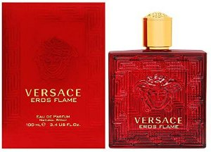 Eros Flame by Versace 100 ml - LACRADO