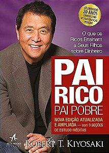 Livro Pai rico, pai pobre: Edição de 20 anos atualizada e ampliada