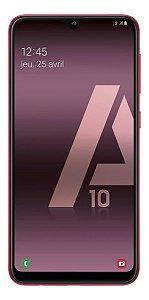 USADO: Smartphone Samsung Galaxy A10 32 GB vermelho 2 GB RAM