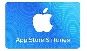 Gift Card Digital App Store & iTunes - Apple