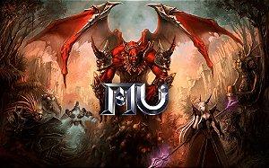 Gift Card Digital MU Online MMORPG WCoins