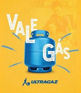 Recarga vale gás - Ultragaz
