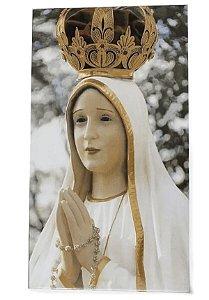 Quadro De Azulejo Nossa Senhora de Fátima
