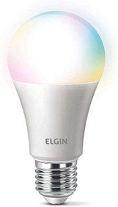 Smart Lâmpada Led Colors, 10w Bivolt Wi-FI - compatível com Alexa - Elgin