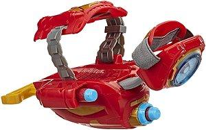 Lançador Power Moves Homem De Ferro - E7376 - Hasbro