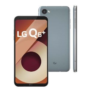 Smartphone LG Q6+ Dual Chip Android 7.0 Tela 5.5