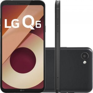 Smartphone LG Q6 Dual Chip Android 7.0 Tela 5.5