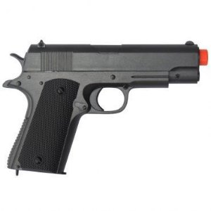 Pistola Airsoft Calibre 6,0mm Zm04 - Rossi
