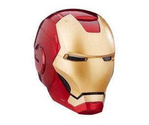 Capacete Eletrônico Homem De Ferro