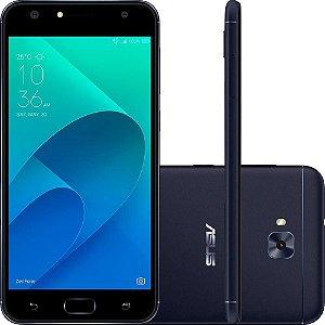 """Smartphone Asus Zenfone 4 Selfie 64GB, Tela 5.5"""", Dual Chip, Câmera Frontal Dupla, Android 7.0, Processador Octa Core e 4GB RAM"""
