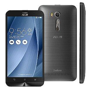 Smartphone Asus Zenfone Go Dual Chip Android 5.1 Tela 5' 8GB 3G Câmera 8MP - Preto