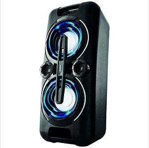 Caixa Acústica Philco - Bluetooth Rádio Fm E Usb - 150w