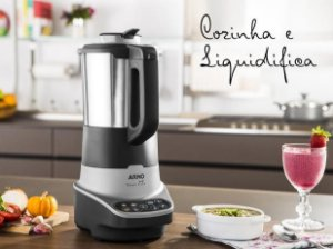Liquidificador Arno Soup+ Stile LNSP - Multivelocidades 1100W