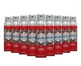 Kit 10 Desodorantes Antitranspirantes Old Spice Matador - 150ml