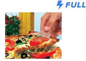 Pegador De Pizza - Pega Pizza - Acrílico