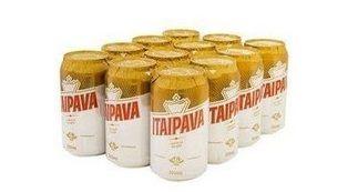 Cerveja Itaipava Pilsen Atacado C/12 Latas 350ml