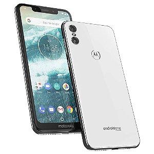 """Smartphone Motorola One XT1941 64GB Tela de 5,9"""", Dual Chip, Android 8.1, Câmera Traseira Dupla, Processador Octa-Core e 4GB de RAM"""
