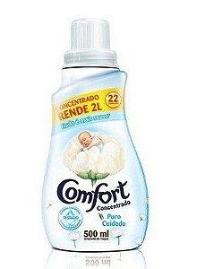 Amaciantes Confort  Puro Cuidado Concentrado - 500ml