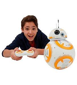 Robô Dróide Bb8 Eletrônico - Star Wars