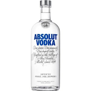 Vodka Absolut Original 1 Litro
