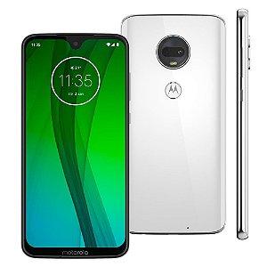 """Smartphone Motorola Moto G7 64GB - Tela de 6,24"""" - Polar"""