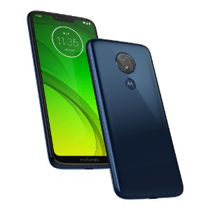 Smartphone Moto G7 Power - 32GB - Azul