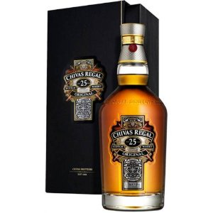 Whisky Chivas Regal 25Anos (750ml)