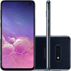 "Smartphone Samsung Galaxy S10e 128GB Dual Chip Android 9.0 Tela 5,8"" Octa-Core 4G Câmera 12MP + 16MP"
