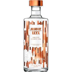 Vodka Absolut Elyx - 750ml