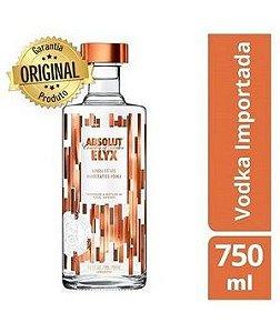 Vodka Absolut Elyx - 750ml