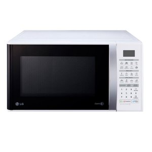 Microondas LG Easy Clean Branco 30L - 800w