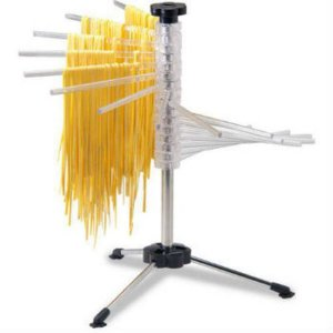 Varal para secar massas 16 varetas