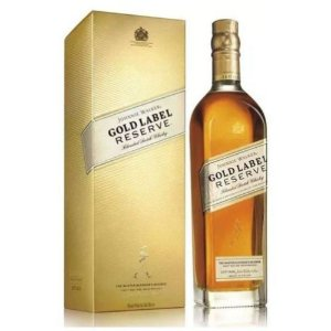 Whisky Jhonnie Walker Gold Label - 750ml