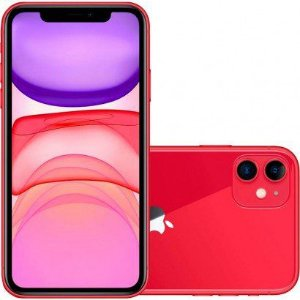 Smartphone Apple iPhone 11 - 128GB  - 4GB RAM - Desbloqueado