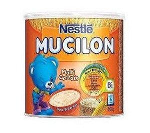 CEREAL INFANTIL MUCILON - 400G