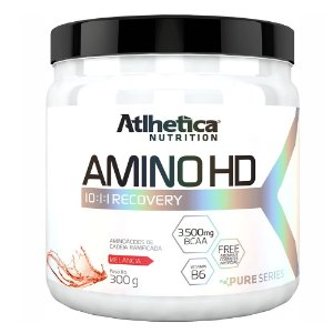 Pure Series Amino HD 10:1:1 300g - Sabor Melancia - Atlhetic