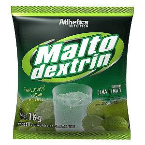 Maltodextrina Maltodextrin Atlhetica Nutriton - Sabor Morang