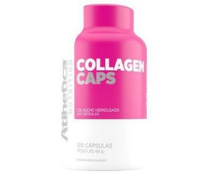 Collagen Caps Ella Series - 120 Cápsulas - Atlhetica Nutrition