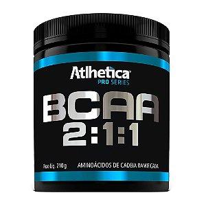BCAA Atlhetica Pro Series 2:1:1 - Tangerina - 210g
