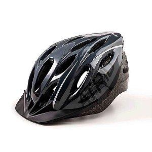 Capacete Atrio para Ciclismo MTB 2.0 com LED Traseiro