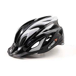 Capacete Atrio para Ciclismo MTB Inmold 2.0 Viseira Removível