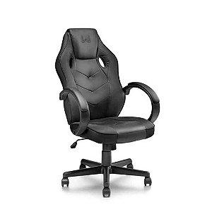Cadeira Gamer com Função Basculante 15° Suporta até 120K