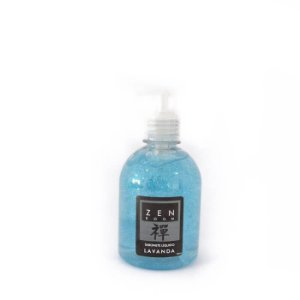 Sabonete Liquido com Gliter Lavanda Zen Room ZRSG004