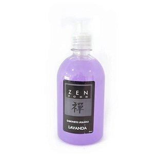 Sabonete Liquido Perolizado Lavanda 500ml Zen Room ZRS003