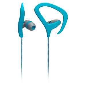 Fone de Ouvido Auricular Fitness Azul Multilaser - PH164