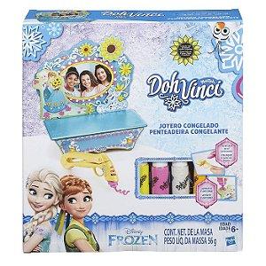 Conjunto DohVinci Penteadeira Frozen Hasbro - B5512