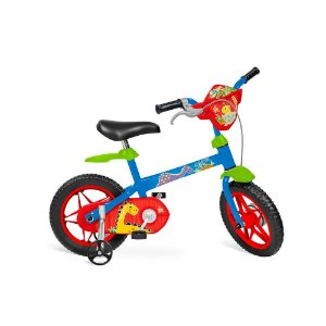 """Bicicleta 12"""" Adventure Bandeirante - 3023"""