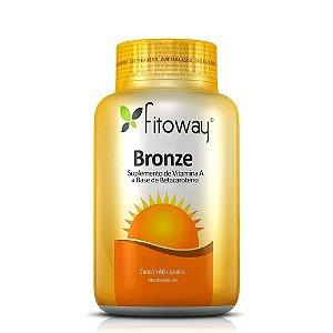 Bronze Betacaroteno Fitoway - 60 Cápsulas