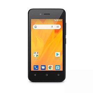 "Smartphone MS40G 3G Tela 4"" RAM + 8GB Android 8.1 Dual Câmera"