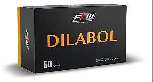 Dilabol FTW Fitoway (Vasodilatador Arginina + Beta Alanina) - 60 capsulas